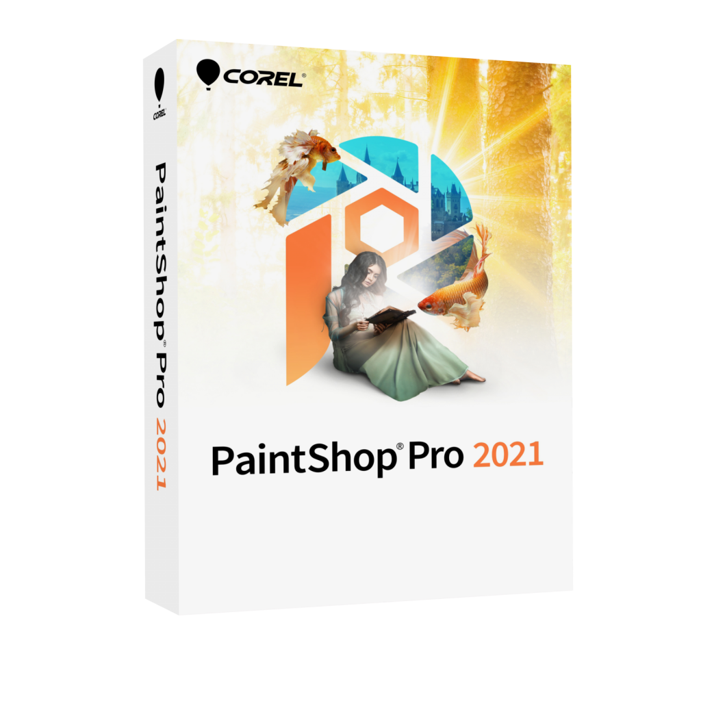 Новый Corel Paint Shop Pro 2021